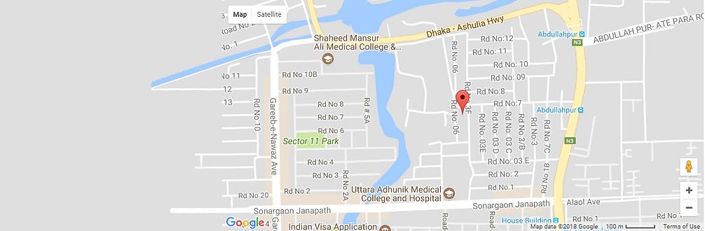 ASL BPO Office Location Dhaka Bangladesh