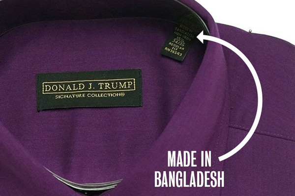American Polo shirts Made In Bangladesh