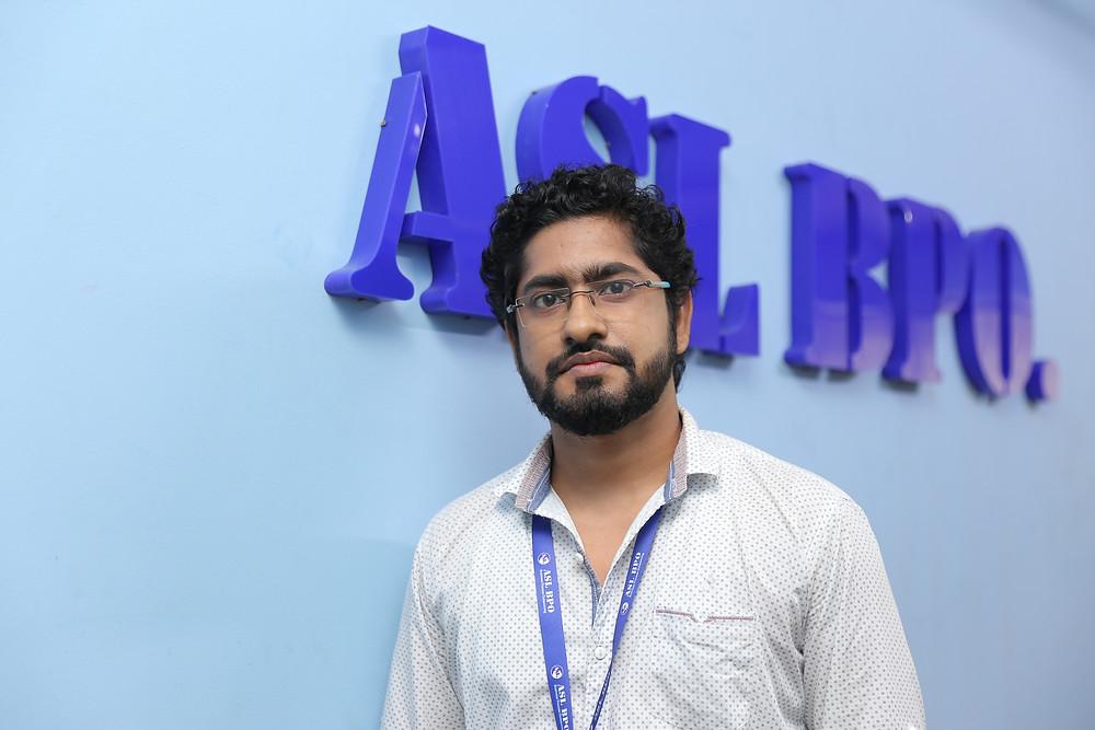 Masud Rana - Back Office Executive in ASL BPO
