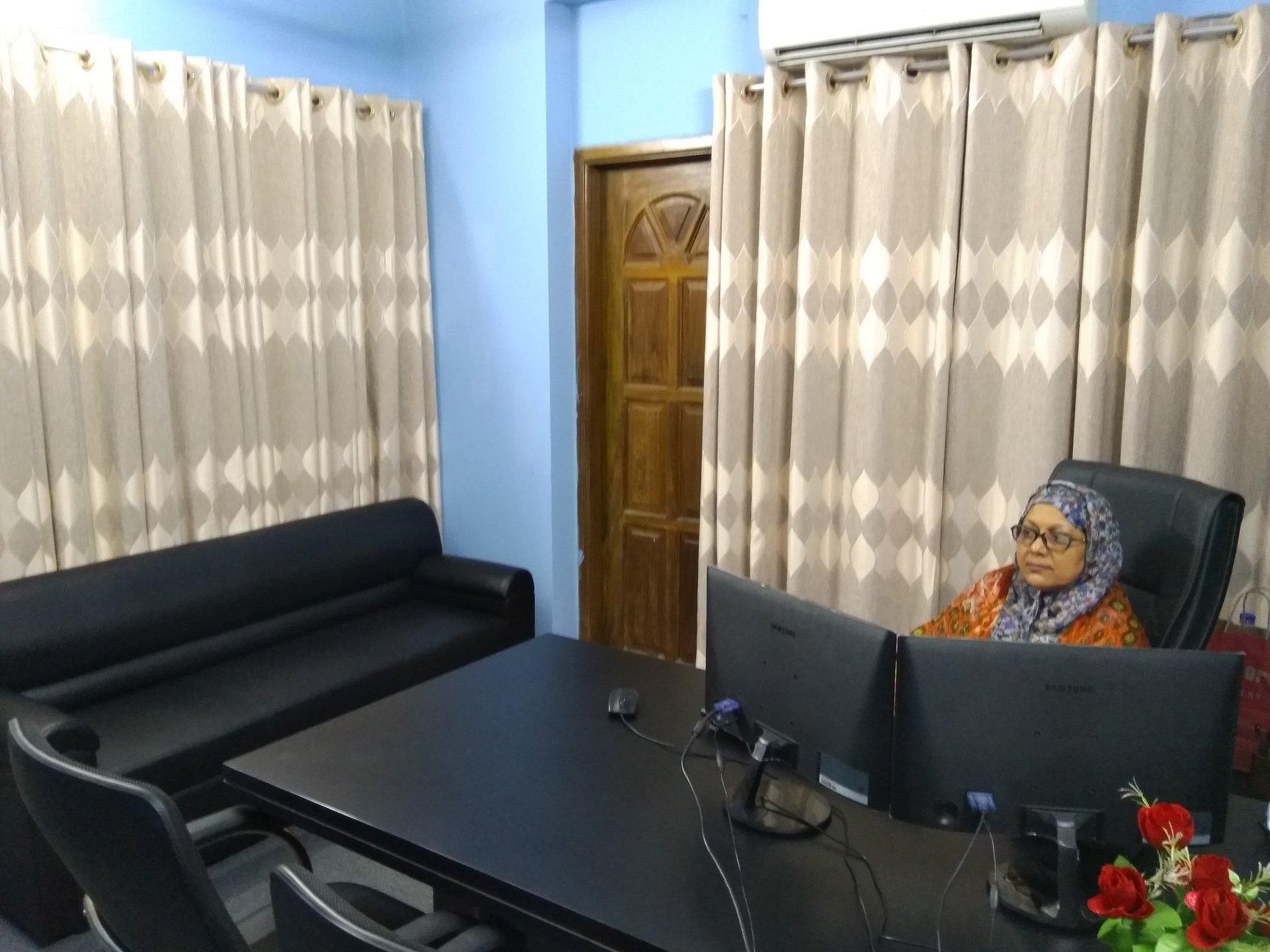 Ayesha Siddika Chairman of ASL BPO