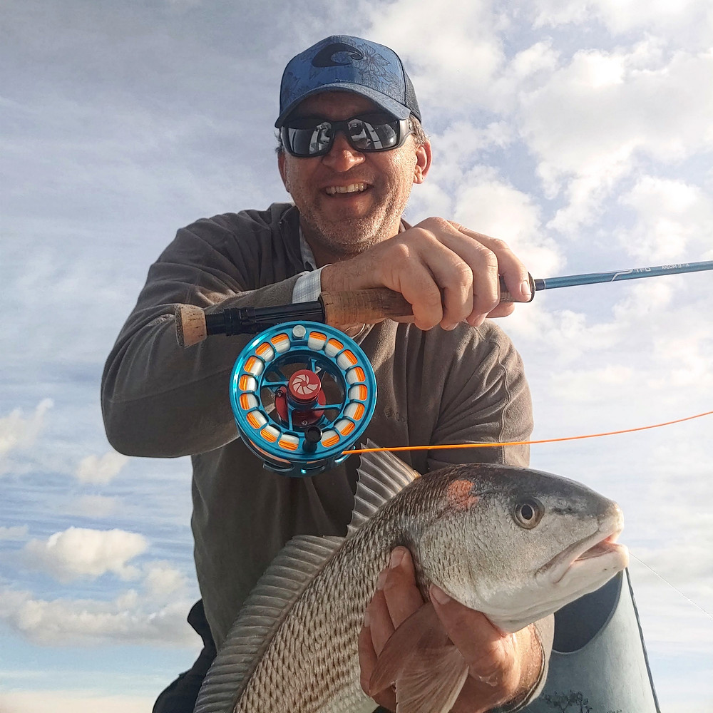Captain John Tarr|Tailhunter Outdoor Adventures|Fly Fishing|Fishing Guide|Fishing Charters|Florida|Redfish on Fly