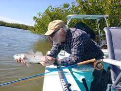 Multi-Spot Redfish