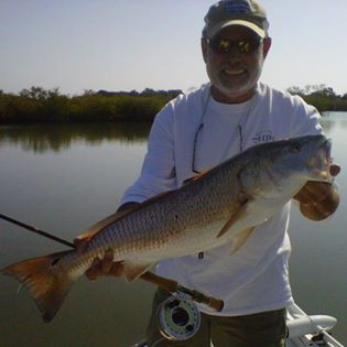 Captain John Tarr|Tailhunter Outdoor Adventures|Fsihing Guide|Fishing Charters|Redfish on Fly