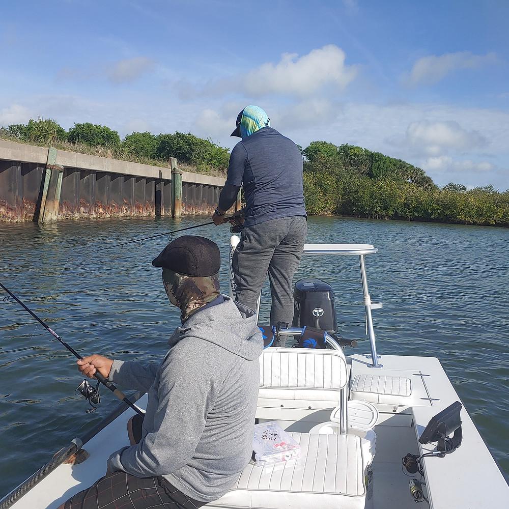 Captain John Tarr|Tailhunter Outdoor Adventures|Fishing|Fishing Guide|Fishing Charters|Fishing Report|New Smyrna Beach|Daytona Beach|Orlando|Spacecoast