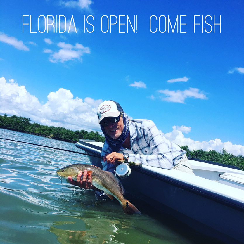 Florida is Open for Business!