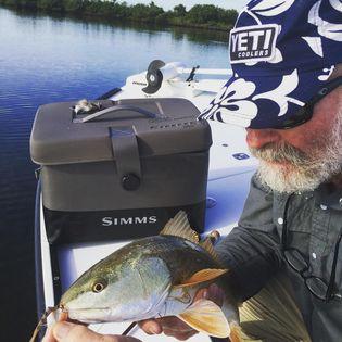 Captain John Tarr|Tailhunter Outdoor Adventures|Fishing Guide|Fly Fishing|Flip Pallot|Redfish|Redfish on Fly