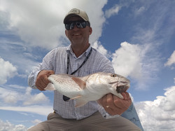 Redfish|Captain John Tarr|Tailhunter Outdoor Adventures|Fly Fishing