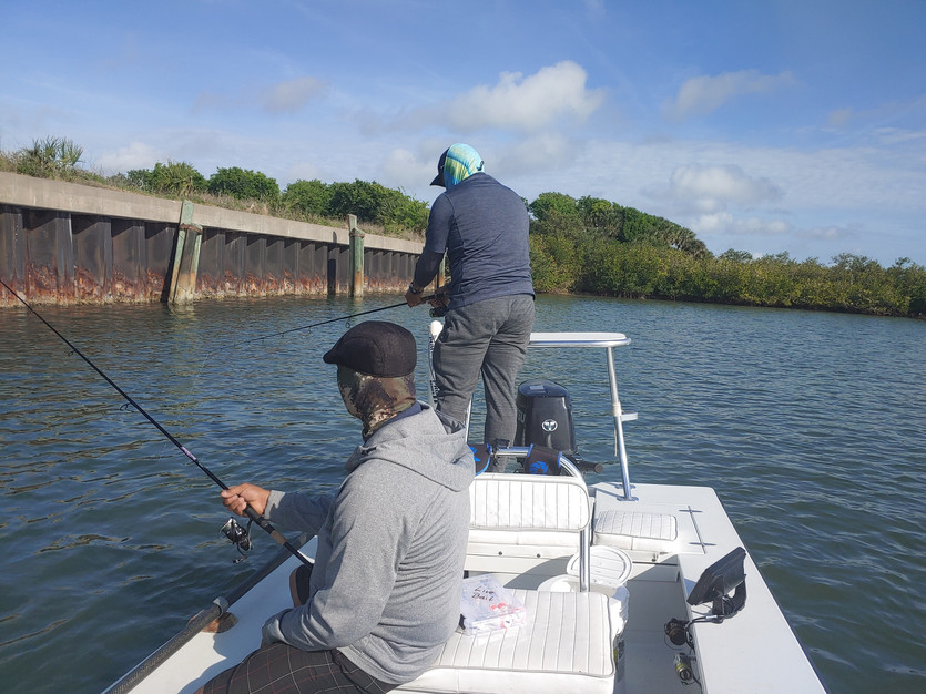 Spacecoast Fishing Report