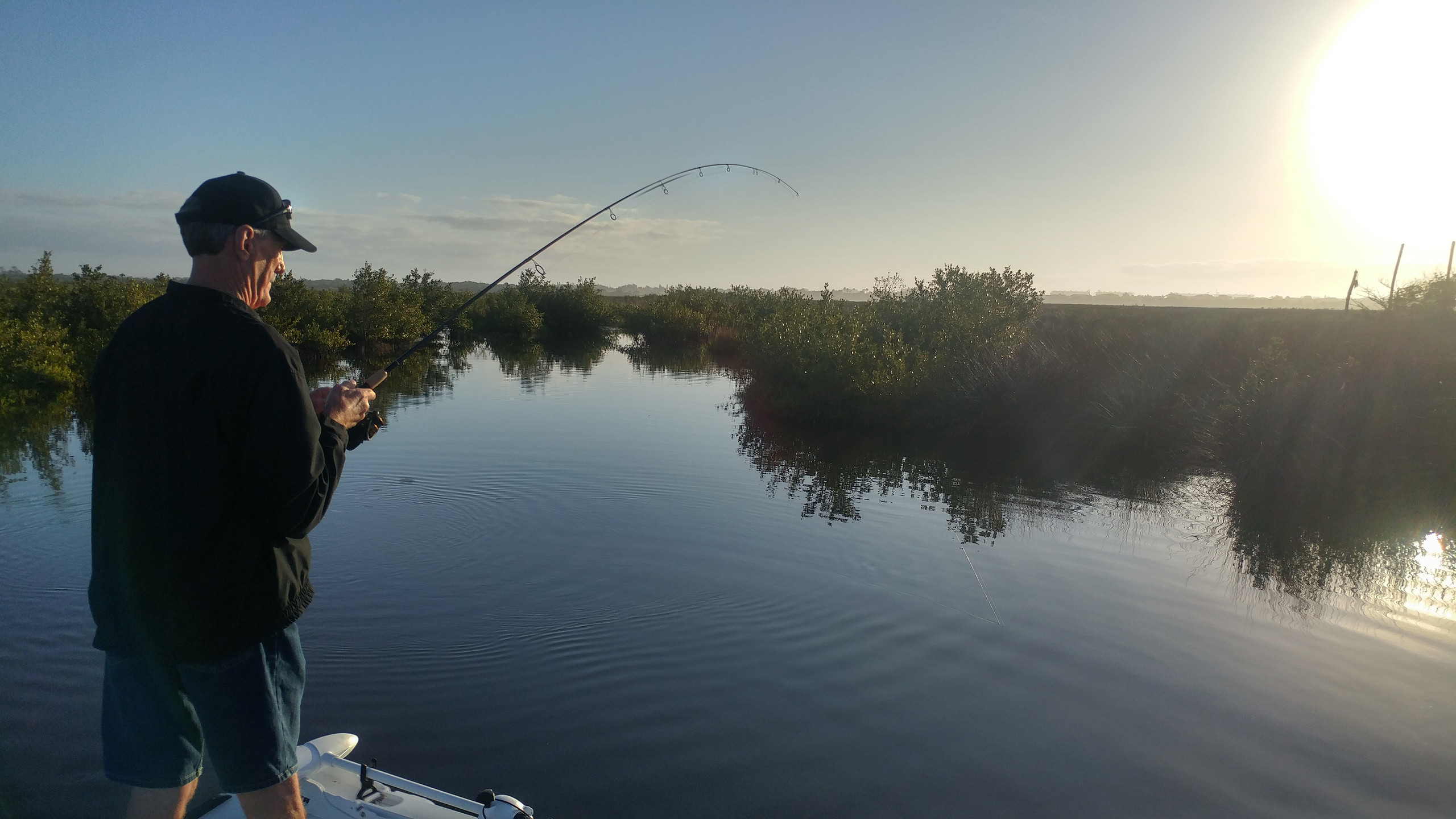 Captain John Tarr Fishing Charters