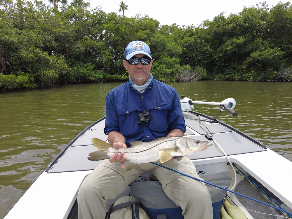 Captain John Tarr|Tailhunter Outdoor Adventures|Fishing Guide|Fishing Charter|Fly Fishing|Snook on Fly|Florida