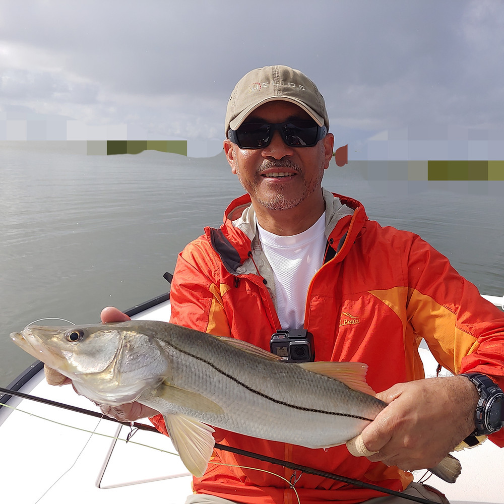 Captain John Tarr|Paradise Pirate Fishing Charters|Fishing|Fishing Guide|Fishing Charters|Snook|Snook on Fly|Fly Fishing|Daytona Beach|Mosquito Lagoon|Cocoa Beach|Orlando