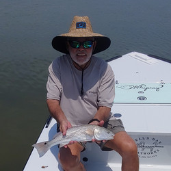 Redfish|Captain John Tarr