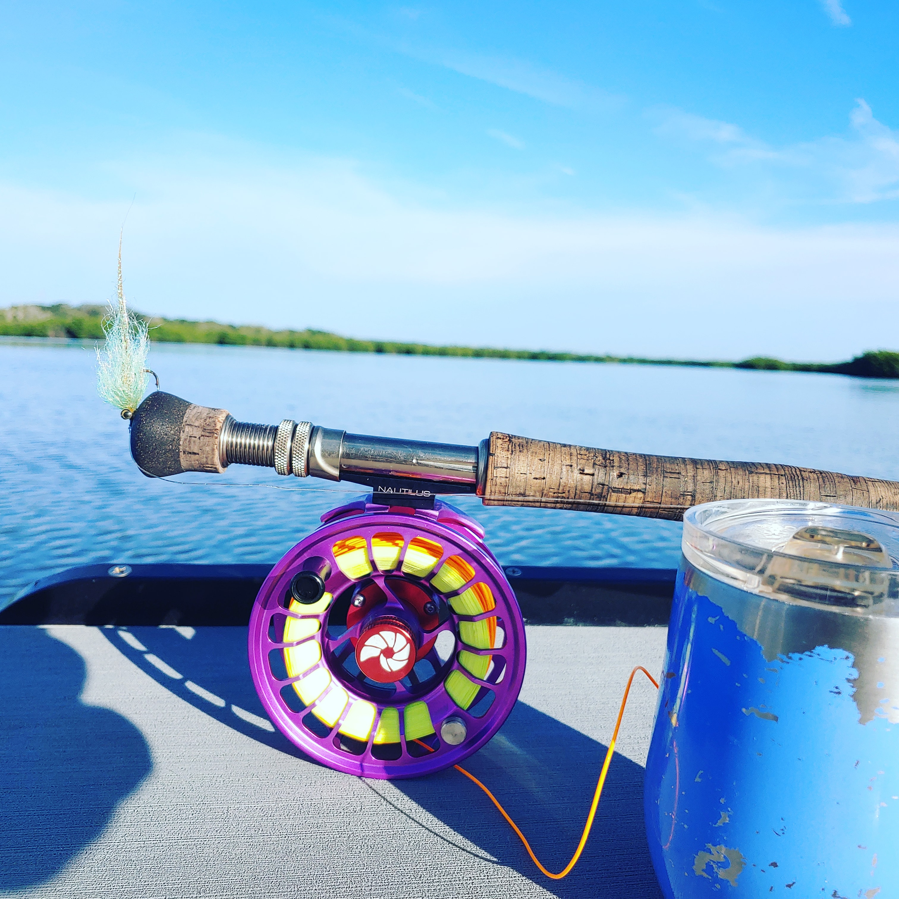 Nautilus Reels|Captain John Tarr|Tailhunter Outdoor Adventures|Fly Fishing