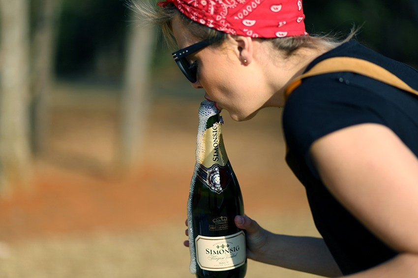 Jobest Picnic - Anna Belle and Champagne