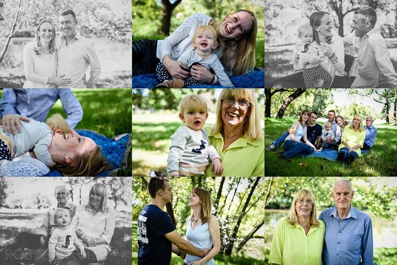 lifestyle family photo shoot delta park johannesburg robyn davie photography