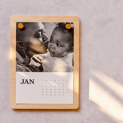Custom Calendars | Six Month