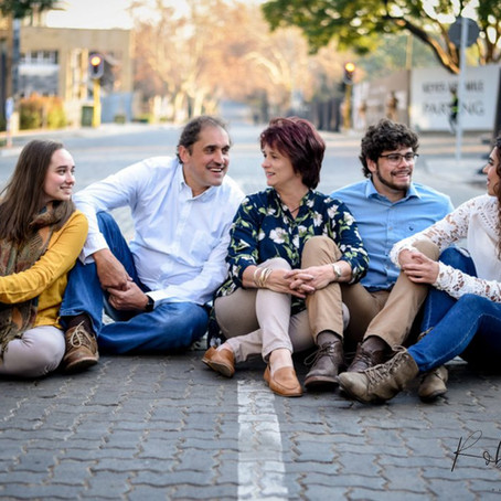 Travel Family Photos in Johannesburg, South Africa