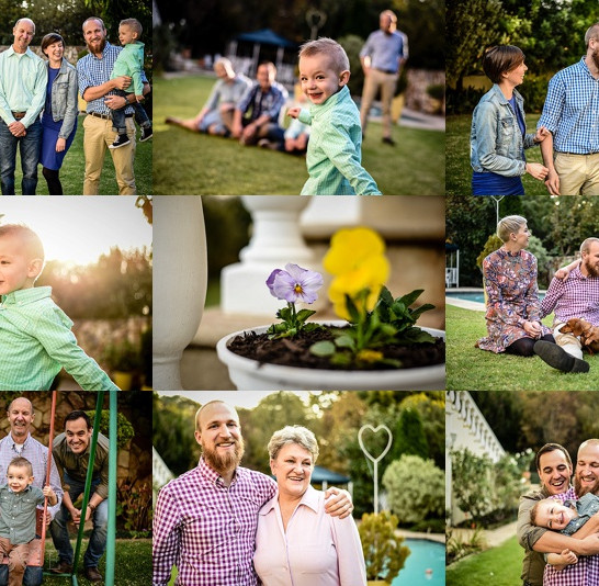 Top Eight Tricks for Perfect Family Photos