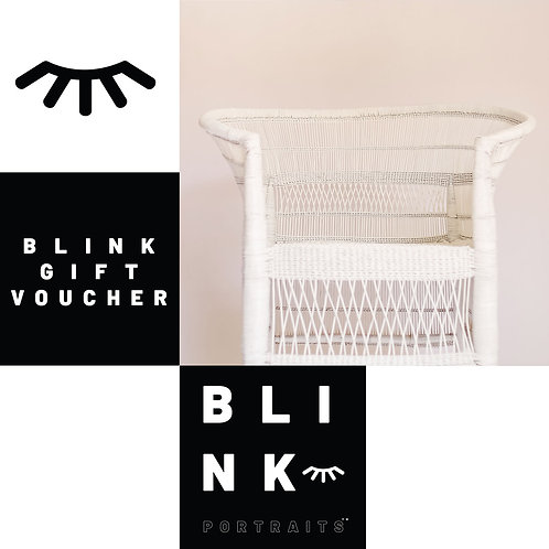 blink voucher | 12 months of blinks