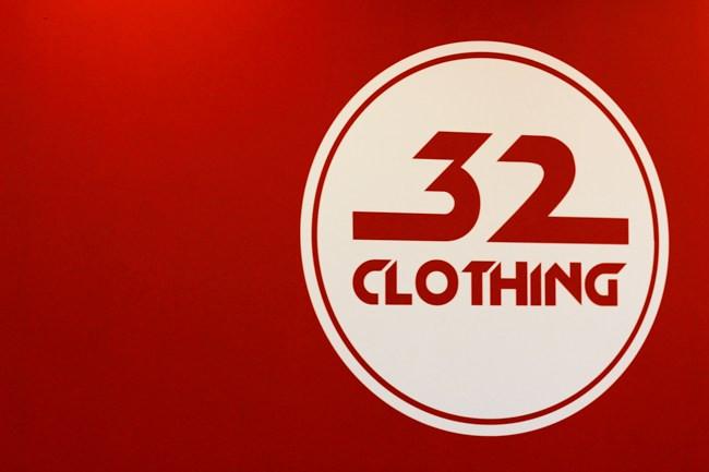 32 Clothing Logo