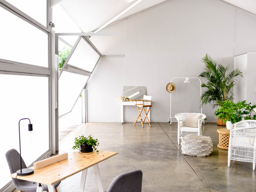 All About Our Studio Space