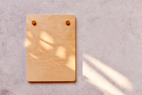 RD x Coal Interiors Colab | Clip Board
