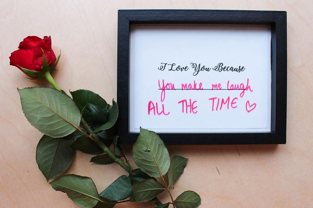 Last Minute Valentine's Day Gift