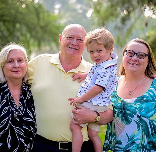 Collier Family Session | Shot by RDP Team