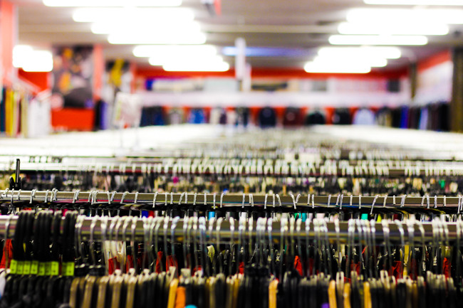 The endless rails at 32 Clothing