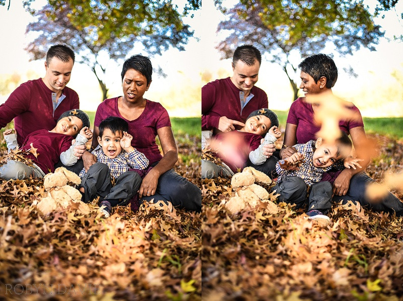 delta park family photo shoot lifestyle family photographer robyn davie johannesburg south africa los angeles autumn leaves winter photo shoot kids babies family