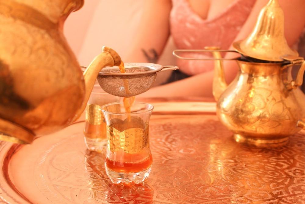 Yswara Tea Room Lucy Sarah