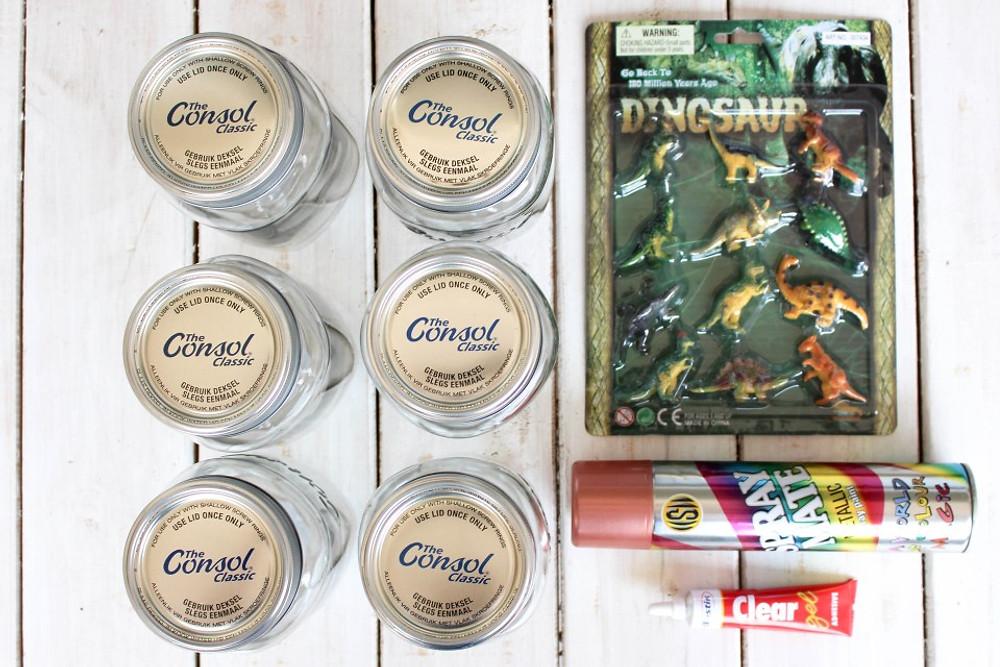 edited-7510Lucy Sarah and Dinosaur DIY Storage Jars