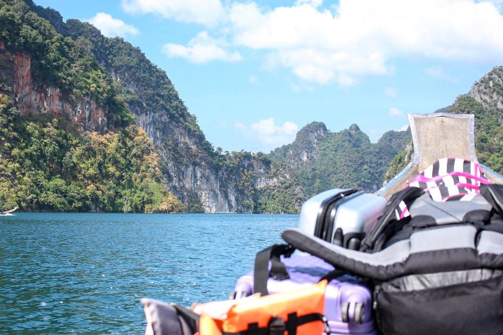 Lucy Sarah and 500 Rai, Thailand