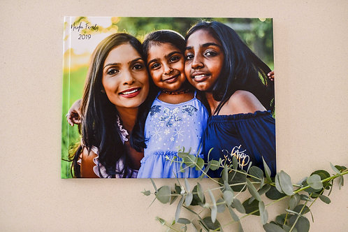 Custom Photo Book | A3