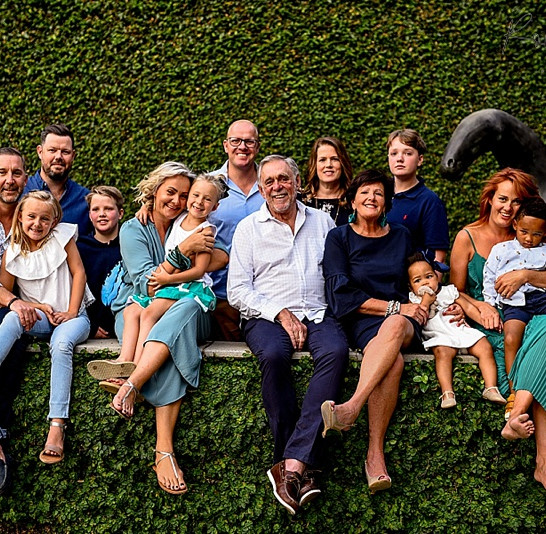Lax Ext Family Session | Shot by Robyn