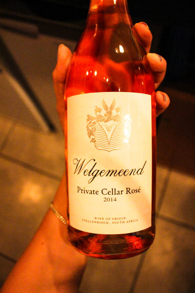 Private Cellar Rose