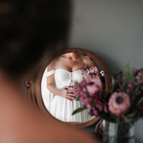 Wedding Talk: My Dream Joel Janse van Vuuren Wedding Dress