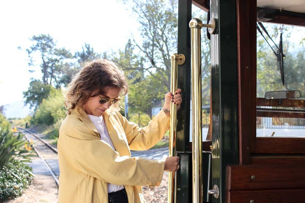 The Franschhoek Wine Tram Lucy Sarah
