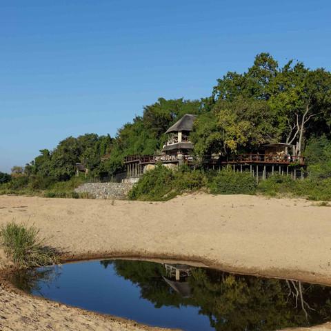 Leaving my heart at Jock Safari Lodge