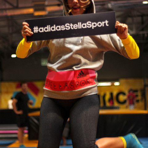 adidas StellaSport and New Experiences