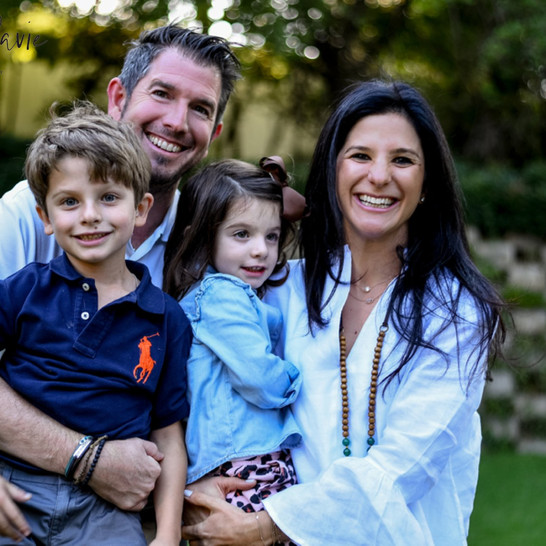 Friedman Extended Family Session | Shot by Robyn