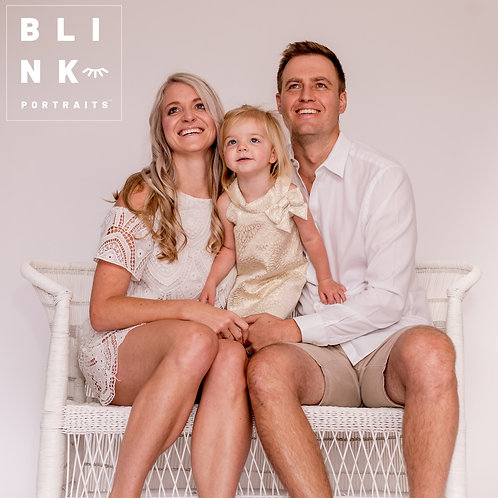 blink voucher | family | once off session