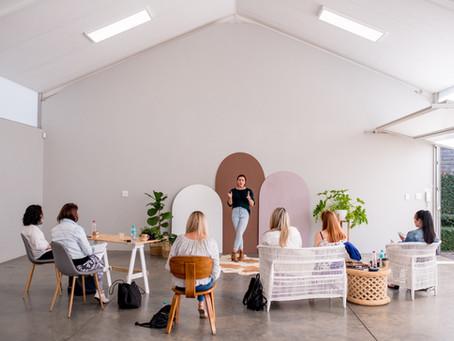 Fynn: Now Hosting Workshops