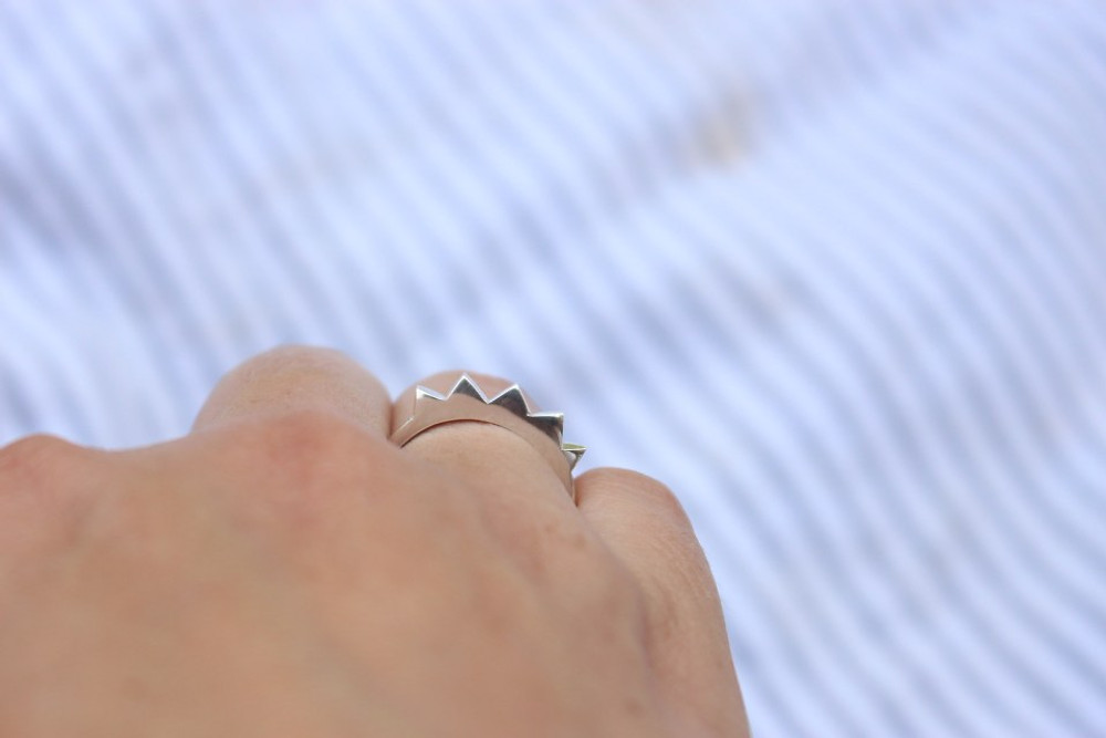 Made by________ Ring Workshops Lucy Sarah