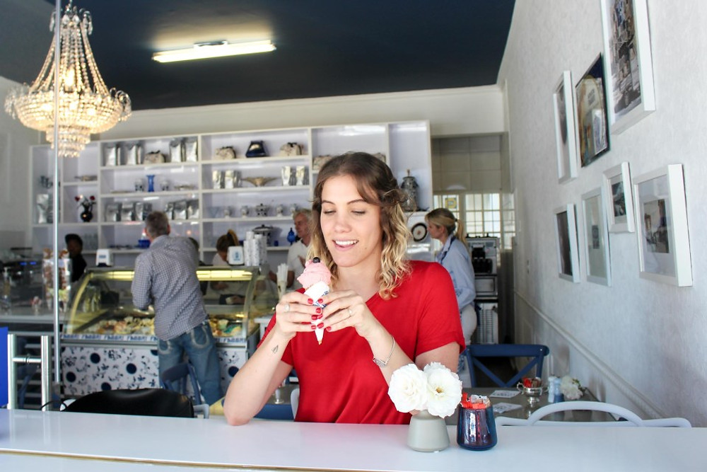 Fabb Cafe & Gelato Lucy Sarah