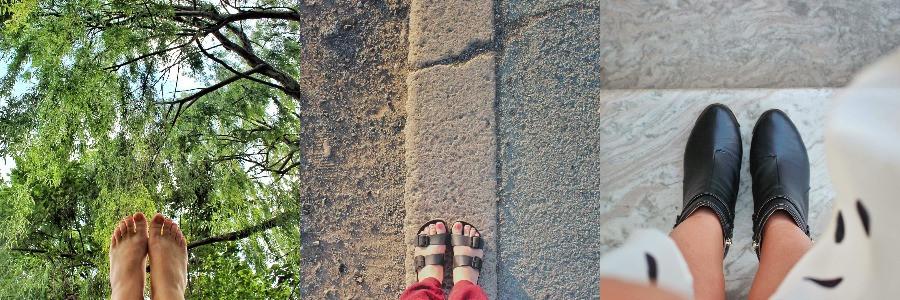 Lucy Sarah On My Feet