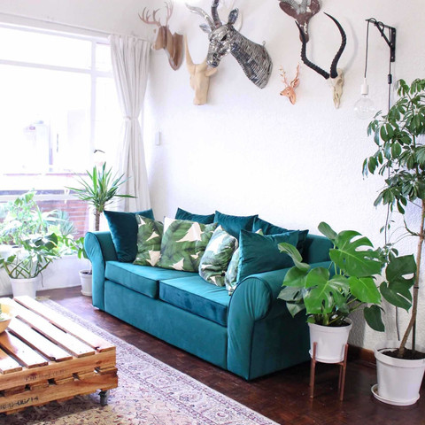Our Lounge Makeover – The Couch