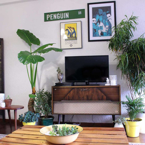 Our Lounge Makeover – The Radiogram