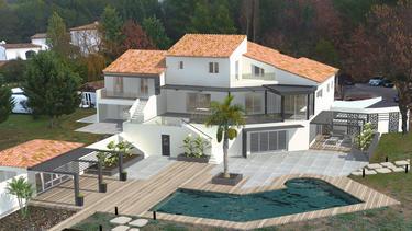Villa rénovation Aix en Provence