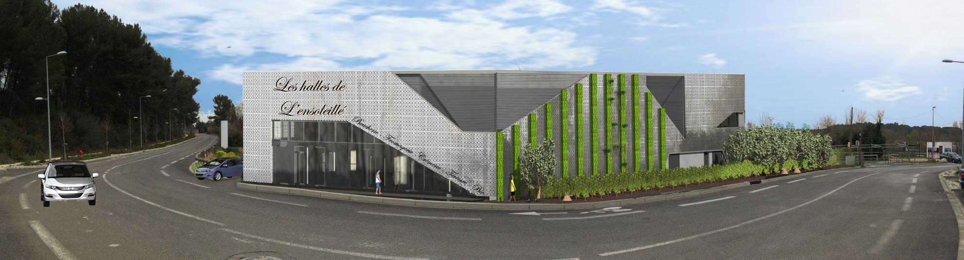 Centre commercial Aix en provence